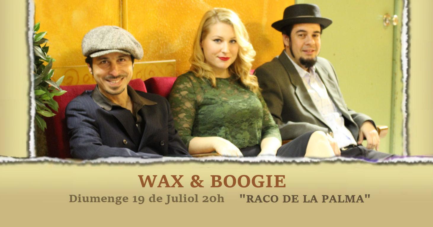 09.WaxBoogie